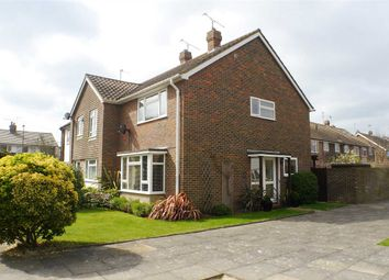 Thumbnail 2 bed end terrace house for sale in Herons Court Close, Rustington, Littlehampton