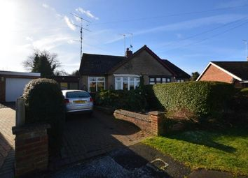 Thumbnail 2 bed bungalow for sale in Rawley Crescent, Duston, Northampton, Northamptonshire
