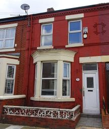 Thumbnail 1 bed terraced house for sale in Margaret Road, Walton, Liverpool
