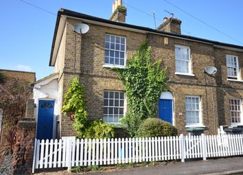 Thumbnail 2 bed end terrace house to rent in Hemnall Street, Epping, Essex
