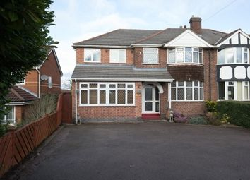 Thumbnail 4 bed semi-detached house for sale in Ibstock Road, Ellistown, Coalville