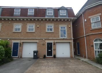 Thumbnail 4 bed terraced house for sale in Holland House Road, Walton-Le-Dale, Preston