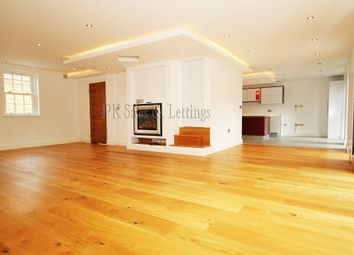 Thumbnail 4 bed mews house for sale in Rushgrove Mews, London