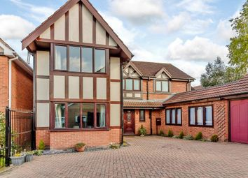 Thumbnail 5 bed property for sale in Stanmore Close, Nottingham, Nottinghamshire