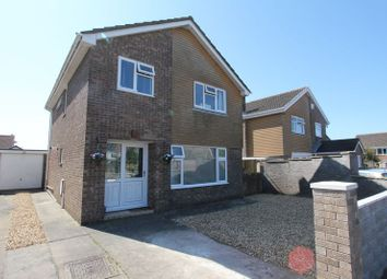 Thumbnail 4 bed detached house for sale in Smeaton Close, Rhoose, Barry