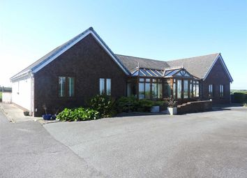 Thumbnail 7 bed detached bungalow for sale in Felinwynt, Cardigan
