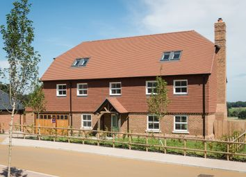 "Thumbnail 5 bed detached house for sale in ""The Macpherson"" at Upper Froyle, Alton"