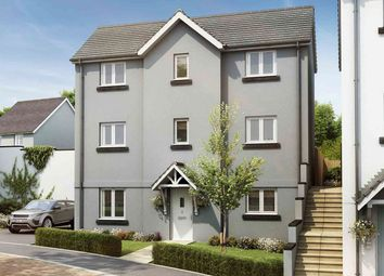 """Thumbnail 3 bed town house for sale in """"The Lambert"""" at Exeter Road, Newton Abbot"""
