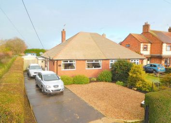 Thumbnail 2 bed semi-detached bungalow for sale in Weston Lane, Basford, Crewe