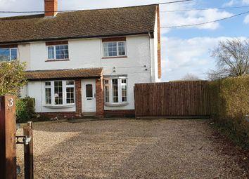 Thumbnail 3 bedroom semi-detached house for sale in Platts Lane, Bucknall, Woodhall Spa
