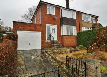Thumbnail 3 bed semi-detached house for sale in Bents Crescent, Dronfield, Derbyshire