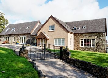Thumbnail 4 bed country house for sale in Fereneze Road, Neilston, Glasgow