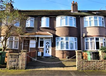 Thumbnail 3 bed terraced house for sale in Laings Avenue, Mitcham