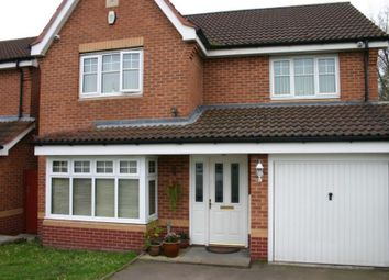 Thumbnail 4 bedroom detached house to rent in Elderberry Close, Walsall