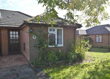 Thumbnail 1 bed semi-detached bungalow for sale in Keyhaven Cottages, Pound Road, Over Wallop