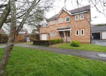 Thumbnail 2 bed semi-detached house for sale in Worthington Road, Balderton, Newark