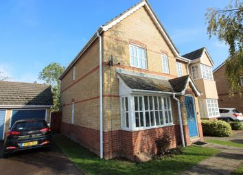 Thumbnail 3 bed semi-detached house to rent in Washington Close, Littleport, Ely