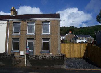 Thumbnail 2 bed semi-detached house for sale in Swansea Road, Trebanos, Pontardawe, Neath Port Talbot.