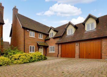 Thumbnail 4 bedroom detached house for sale in The Orchard, Ringshall, Stowmarket