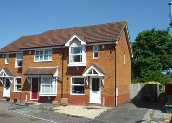 Thumbnail 2 bed semi-detached house to rent in Stag Way, Glastonbury