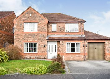 4 bed detached house for sale in Rivermead Close, Lincoln, Lincolnshire LN6