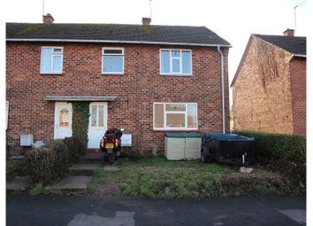Thumbnail 3 bedroom semi-detached house for sale in Buckley Road, Leamington Spa