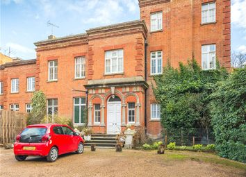 Thumbnail 2 bed flat for sale in Lavershot Hall, London Road, Windlesham