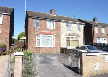 Thumbnail 2 bed semi-detached house for sale in Runfold Avenue, Luton