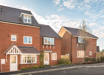 """Thumbnail 4 bedroom semi-detached house for sale in """"Woodvale"""" at Robell Way, Storrington, Pulborough"""