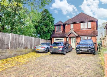 Thumbnail 4 bed detached house for sale in Constitution Hill, Snodland, Kent