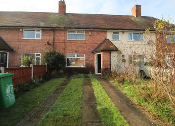 Thumbnail 2 bed terraced house to rent in Amersham Rise, Aspley, Nottingham