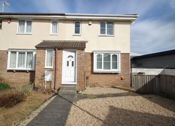 Thumbnail 2 bed semi-detached house for sale in White Friars Lane, Plymouth, Plymouth