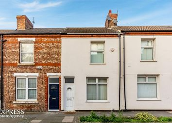 Thumbnail 2 bed terraced house for sale in Camden Street, Stockton-On-Tees, Durham