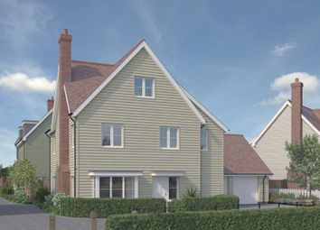 Thumbnail 5 bedroom detached house for sale in Centenary Way, Off White Hart Lane, Chelmsford, Essex