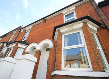 Thumbnail 3 bedroom terraced house to rent in Curzon Road, Chatham, Kent