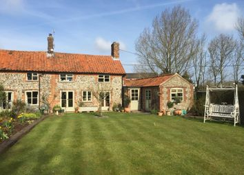 Thumbnail 4 bedroom cottage to rent in Great Snoring, Fakenham
