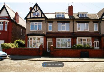 Thumbnail 2 bed flat to rent in Lyndhurst Rd, Wallasey