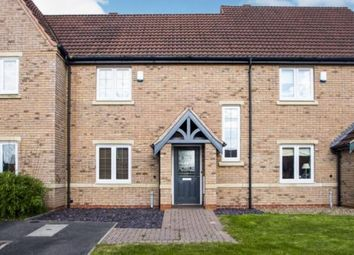 Thumbnail 2 bed town house for sale in Chadwell Close, Chesterfield, Derbyshire