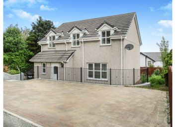 Thumbnail 3 bed detached house for sale in Seiriol Road, Penmaenmawr
