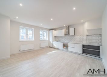 Thumbnail 2 bed flat to rent in Burleigh Way, Enfield