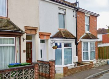 Thumbnail 3 bedroom terraced house for sale in Somerset Terrace, Southampton