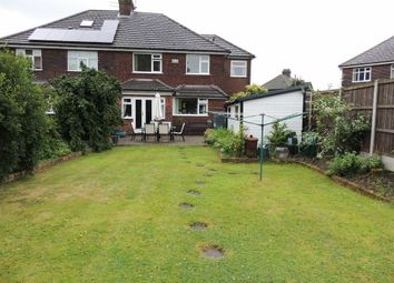 Thumbnail 4 bedroom semi-detached house for sale in Dovedale Road, Offferton, Stockport