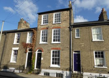 Thumbnail 3 bed terraced house to rent in Clarendon Street, Cambridge, Cambridgeshire