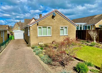 St. Georges Close, Upper Cam, Dursley GL11. 2 bed detached bungalow for sale