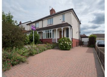 Thumbnail 3 bed semi-detached house for sale in Tinshill Lane, Leeds
