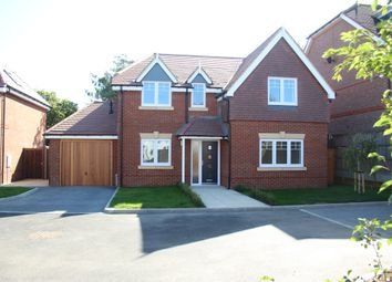 Thumbnail 4 bed detached house for sale in Woodlands Park Road, Maidenhead