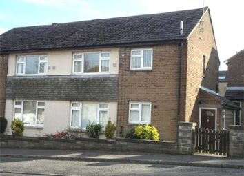 Thumbnail 1 bedroom flat for sale in Regent Close, Brighouse, West Yorkshire