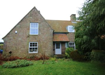Thumbnail 3 bedroom semi-detached house for sale in Doxford, Chathill