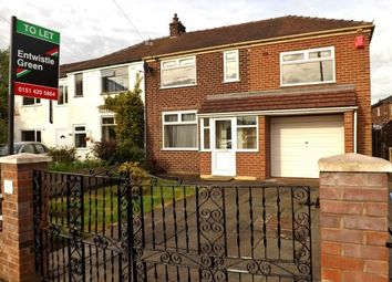 Thumbnail 3 bed property to rent in Jackson Avenue, Paddington, Warrington