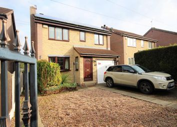 Thumbnail 3 bed detached house for sale in Knowle Road, Worsbrough, Barnsley